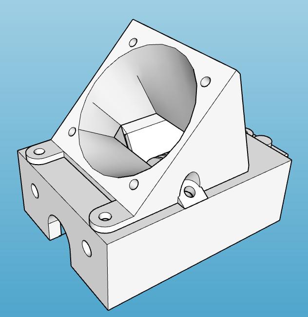 ventil.png Télécharger fichier STL gratuit E3D sur DAVINCI AIO • Objet pour imprimante 3D, bricodx