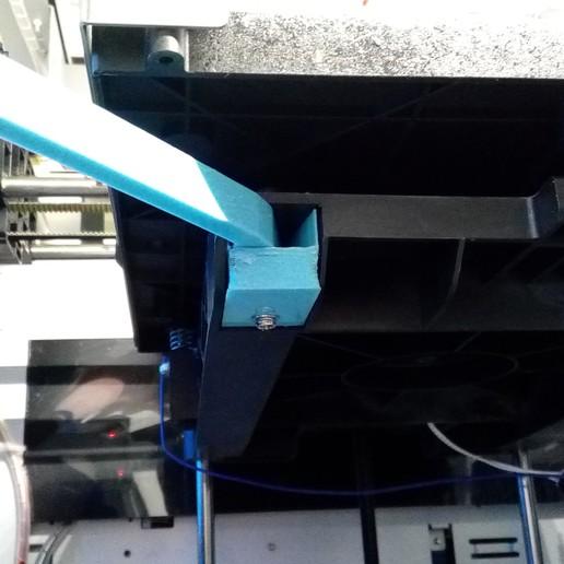 IMG_20180629_181708.jpg Télécharger fichier STL gratuit Support picam Davinci AiO • Objet imprimable en 3D, bricodx