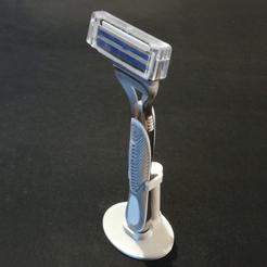 Imprimir en 3D gratis Porta cuchillas, L_3