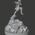 Télécharger modèle 3D gratuit MewTwo Pokémon, Minos