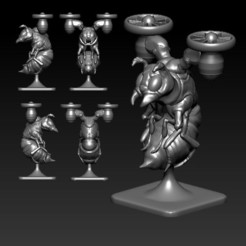 Download 3D printer designs Hornet Dron, miniMax3D