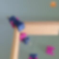 Download free STL files mini internal/external 90 deg angle Vise, reflexpnt