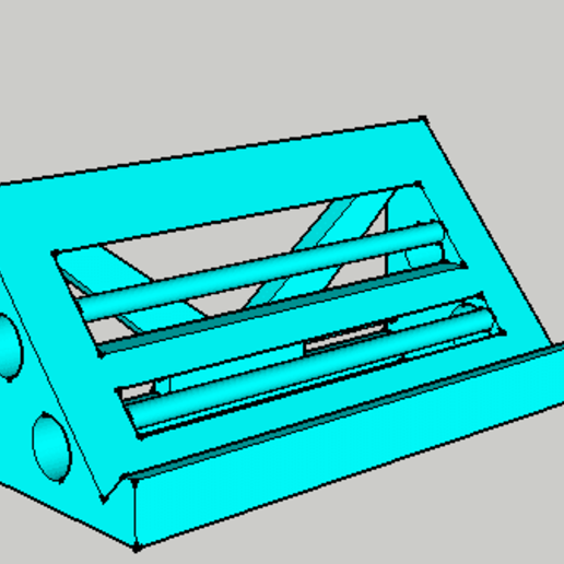 Anotación B2019-10-27 160648.png Download free STL file phone carrier, or tablet's • 3D printing object, 12345678gabi0
