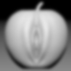 Descargar modelo 3D Pussy Apple, Cool3dprintables