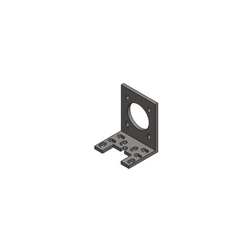 Télécharger plan imprimante 3D gatuit SUPPORT DE MOTEUR II, MTL