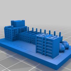 20210119.png Télécharger fichier STL gratuit GreebleCity : Octokiln Enterprises • Modèle pour impression 3D, Fisk400