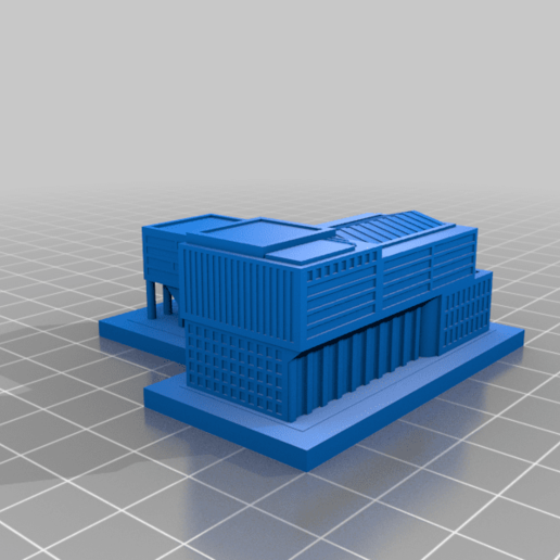 20210113.png Download free STL file GreebleCity: The Catchup Bundle • 3D print model, Fisk400