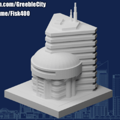 20201005.png Download free STL file GreebleCity: Not Evil Corp • 3D printer design, Fisk400