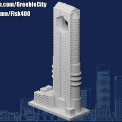 20201208.jpg Télécharger fichier STL gratuit GreebleCity : Honey Inc • Design imprimable en 3D, Fisk400