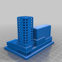 20210106.png Télécharger fichier STL gratuit GreebleCity : Tetromino Série L • Design pour imprimante 3D, Fisk400