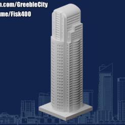 20201029.png Télécharger fichier STL gratuit GreebleCity : Le bâtiment des échecs • Modèle pour impression 3D, Fisk400