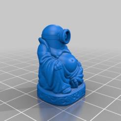 Descargar archivo 3D gratis Buda subalterno, Fisk400