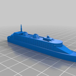 20200827.png Download free STL file GreebleCity: Cruise liner • 3D printing model, Fisk400