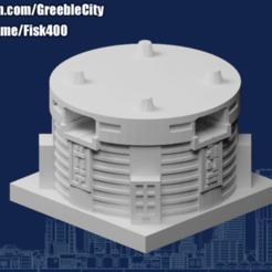 20200920.png Download free STL file GreebleCity Cyberpunk: Grand Trunk Bypass • 3D printer design, Fisk400