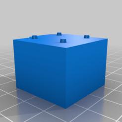20201230.png Télécharger fichier STL gratuit GreebleCity Megatower 16 : Quarter Tower II • Modèle imprimable en 3D, Fisk400