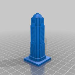 20201003.png Télécharger fichier STL gratuit GreebleCity : Le bâtiment des Grecs • Modèle imprimable en 3D, Fisk400