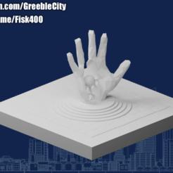 20201015.png Télécharger fichier STL gratuit GreebleCity : Valeurs fondamentales (art public) • Modèle à imprimer en 3D, Fisk400