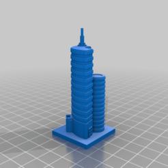 20210115.png Télécharger fichier STL gratuit GreebleCity : Spikeware SoftCorp • Design pour impression 3D, Fisk400