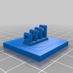 20201220.png Télécharger fichier STL gratuit Art public de GreebleCity : Marqueur du Solstice d'hiver • Modèle imprimable en 3D, Fisk400