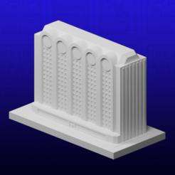 Descargar diseños 3D gratis GreebleCity: Hotel, Fisk400