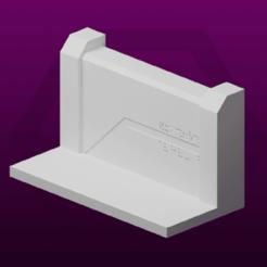 Wall.png Télécharger fichier STL gratuit GreebleCity Cyberpunk : le mur • Modèle pour imprimante 3D, Fisk400