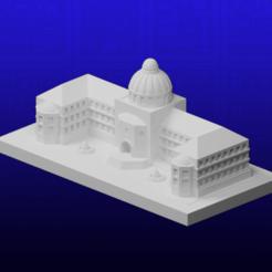 Descargar archivos STL gratis GreebleCity: Museo, Fisk400