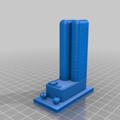 20201229.png Télécharger fichier STL gratuit GreebleCity : La pile de pilules • Design à imprimer en 3D, Fisk400