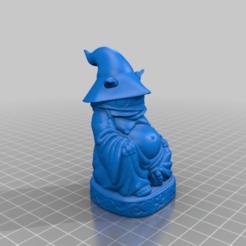 Descargar archivos 3D gratis Buda Orko, Fisk400