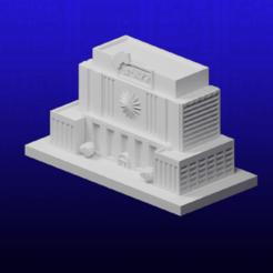 Descargar modelo 3D gratis GreebleCity: Casino, Fisk400