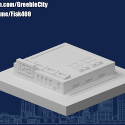 20200921.png Download free STL file GreebleCity: Data Center • 3D printing template, Fisk400