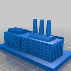 20201226.png Télécharger fichier STL gratuit GreebleCity Industry : Usine automobile • Modèle pour impression 3D, Fisk400
