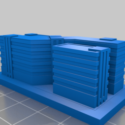 20201223.png Télécharger fichier STL gratuit GreebleCity : Le chromosome • Design imprimable en 3D, Fisk400