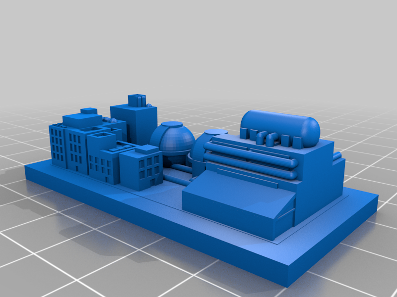20210112.png Download free STL file GreebleCity: The Catchup Bundle • 3D print model, Fisk400
