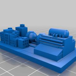20210112.png Télécharger fichier STL gratuit GreebleCity : L'offre de rattrapage • Modèle imprimable en 3D, Fisk400