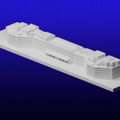 Trainstation.png Télécharger fichier STL gratuit GreebleCity : Gare • Plan pour impression 3D, Fisk400