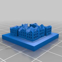 Download free 3D printing models GreebleCity Ruins: Small Neighbourhood, Fisk400