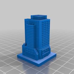 20210116.png Télécharger fichier STL gratuit GreebleCity Cyberpunk : Unité de construction A • Objet pour imprimante 3D, Fisk400