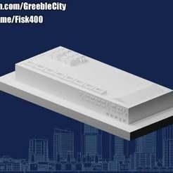 20201205.jpg Télécharger fichier STL gratuit GreebleCity : Données les plus importantes • Plan imprimable en 3D, Fisk400