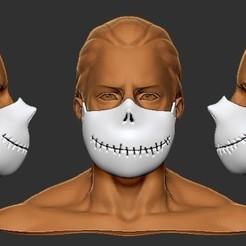 jack views.jpg Télécharger fichier GCODE Jack Skellinton • Objet pour impression 3D, lucasduva