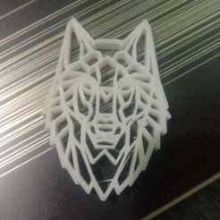 Descargar modelo 3D lobo, DiegoMtz