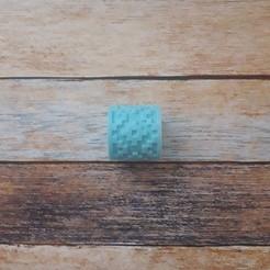 112.jpg Télécharger fichier STL Rouleau de texture - Rouleau de texture 04 • Objet à imprimer en 3D, quinteroslg