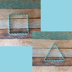 Descargar diseños 3D COOKIE CUTTERS GEOMETRIC SHAPES - CORTANTES GEOMETRICOS 03, quinteroslg