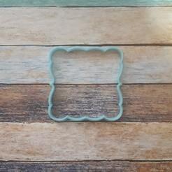 Descargar archivos 3D Label cutter - Cortantes etiquetas Cuadradas 05, quinteroslg