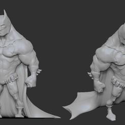 Descargar archivos STL El Batman, doof