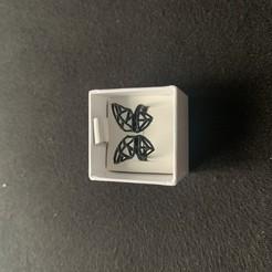 Télécharger modèle 3D gratuit Bague papillon, cypriengremaud
