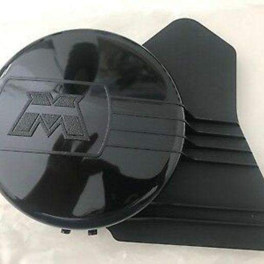 Capot-dembrayage.jpg Télécharger fichier STL gratuit cache embrayage MBK 51 • Modèle pour imprimante 3D, Simonchantcliquet