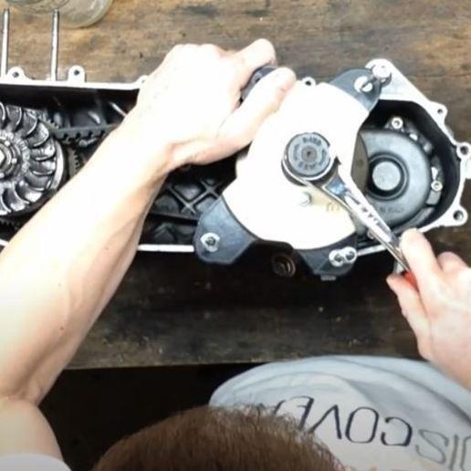 Capture.JPG Download free STL file Tools dismantling clutch booster • 3D printing template, Simonchantcliquet