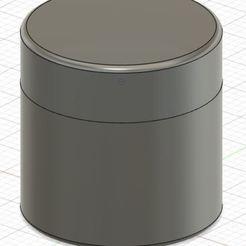 Capture2.JPG Download free STL file small drum can • 3D printing design, Simonchantcliquet