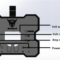 Download 3D printer files Bench Power supply, santhoshshirish