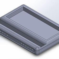 Capture.JPG Download STL file iPhone 6,6s,7,7plus stand • 3D print template, santhoshshirish